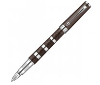 5th element, PARKER Ingenuity Large Daring Brown Metal and Rubber CT
