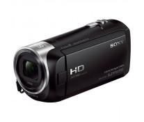 Camera video Full HD, 30x, 2.7 inch, negru, SONY HDR-CX405B