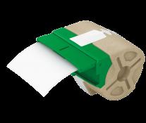 Cartus, plastic, 88mmx10m, plastic alb, adeziv permanent, LEITZ Icon