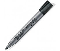 Marker pentru flipchart, 2.0mm, negru, STAEDTLER Lumocolor 356