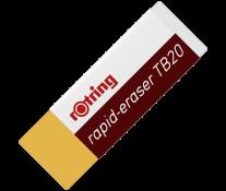 Radiera, ROTRING Rapid TB20