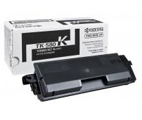 Toner, black, 3500 pagini, KYOCERA TK-580K