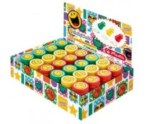 Stampila plastic, diverse modele, HERLITZ Smiley World