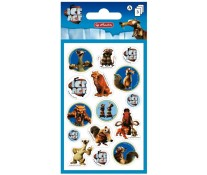 Sticker, 3 coli/set, HERLITZ Ice Age