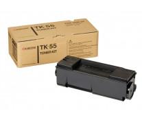Toner, black, 15.000 pagini, KYOCERA TK-55