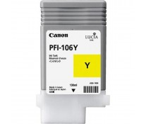 Cartus, yellow, CANON PFI-106Y
