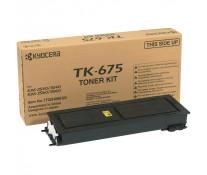 Toner, black, 20.000 pagini, KYOCERA TK-675