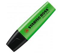 Textmarker, 2-5mm, verde, STABILO Boss Original