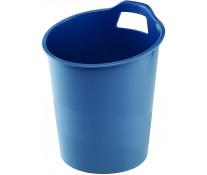 Cos de gunoi, 15L, albastru, FELLOWES Green2Desk