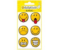 Stickere, 3 coli/set, HERLITZ Smiley World