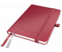 Caiet de birou, A5, matematica, rosu, LEITZ Complete