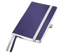 Caiet de birou, A6, matematica, coperta felxibila, albastru-violet, LEITZ Style