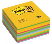 Notes autoadeziv cub, 76 x 76mm, 450 file/set, POST-IT 2030-U