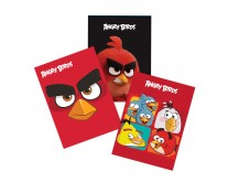 Coperti A5, color, PIGNA Angry Birds