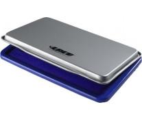 Tusiera metalica, 11 x 7cm, albastru, LACO
