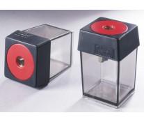 Ascutitoare din plastic, simpla, cu container, LACO
