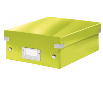 Cutie, mica, verde, LEITZ Click & Store Organizer