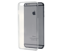 Carcasa, transparenta, iPhone 6 Plus, LEITZ Complete Slim