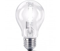 Bec halogen, 53W, E27, PHILIPS