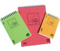 Bloc notes cu spira, A4, 50 file, dictando, PIGNA Basic