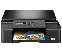 Multifunctional inkjet color BROTHER DCP-J105, A4, USB, Wi-Fi