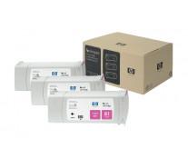 Cartus, magenta, nr. 81, 3 cartuse/set, HP C5068A Dye