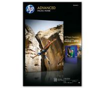 Hartie foto A3, 250 g/mp, 20 coli/top, lucios, HP Advanced Inkjet