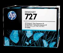 Capetele de imprimare HP 727 Designjet va permit sa obtineti cu usurinta rezultate constante, profesionale. Capul de imprimare HP original cu 6 culori este conceput impreuna cu imprimanta dvs. ca un sistem de imprimare optimizat.