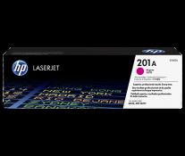 Toner, magenta, 201A, HP CF403A