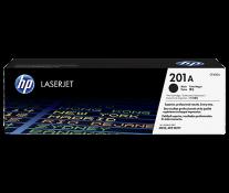 Toner, black, 201A, HP CF400A