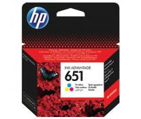 Cartus, color, nr. 651, HP C2P11AE