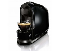 Aparat de cafea, 3 presiuni, 1L, negru, TCHIBO Cafissimo PURE