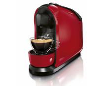 Aparat de cafea, 3 presiuni, 1L, rosu, TCHIBO Cafissimo PURE