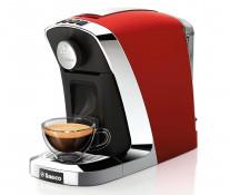 Aparat de cafea, 0.7L, rosu, TCHIBO Cafissimo TUTTOCAFFE