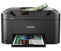 Multifunctional inkjet color CANON MAXIFY MB2050, A4, USB, Wi-Fi
