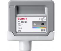 Cartus, grey, CANON PFI-302GY