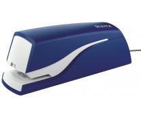 Capsator electric, max. 10 coli, albastru, LEITZ 5532