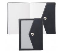 Notebook A6, albastru, CACHAREL Bird