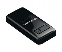 Adaptor USB Wireless TP-LINK N300 TL-WN823N, 300Mbps, negru