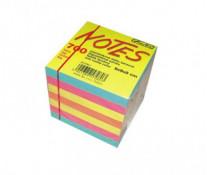 Cub din hartie color, 9 x 9cm, 80 g/mp, 700 file/set, HERLITZ