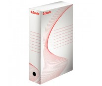 Cutie pentru arhivare, 348 x 245 x 80mm, alb, ESSELTE Standard