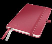 Caiet de birou, A6, matematica, rosu, LEITZ Complete