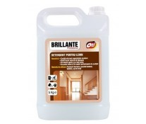 Detergent pentru lemn, parfumat, 5 l, OTI Brillante