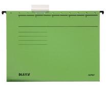 Dosar suspendabil, verde, LEITZ Alpha Standard