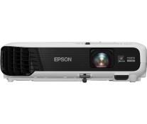 Videoproiector EPSON EB-W04, WXGA, 3000 lumeni, HDMI