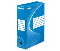 Cutie pentru arhivare, 345 x 245 x 100mm, albastru, ESSELTE Boxycolor VIVIDA