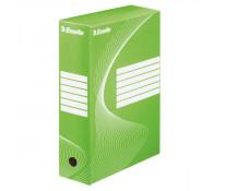 Cutie pentru arhivare, 345 x 245 x 100mm, verde, ESSELTE Boxycolor VIVIDA