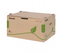 Container pentru arhivare, deschidere frontala, 340 x 259 x 439mm, ESSELTE Eco