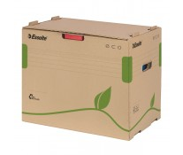 Container pentru arhivare bibliorafturi, 305 x 343 x 427mm, ESSELTE Eco
