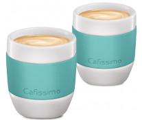 Set cati Espresso, portelan, 40ml, 2 cani/set, mint, TCHIBO Cafissimo MINI